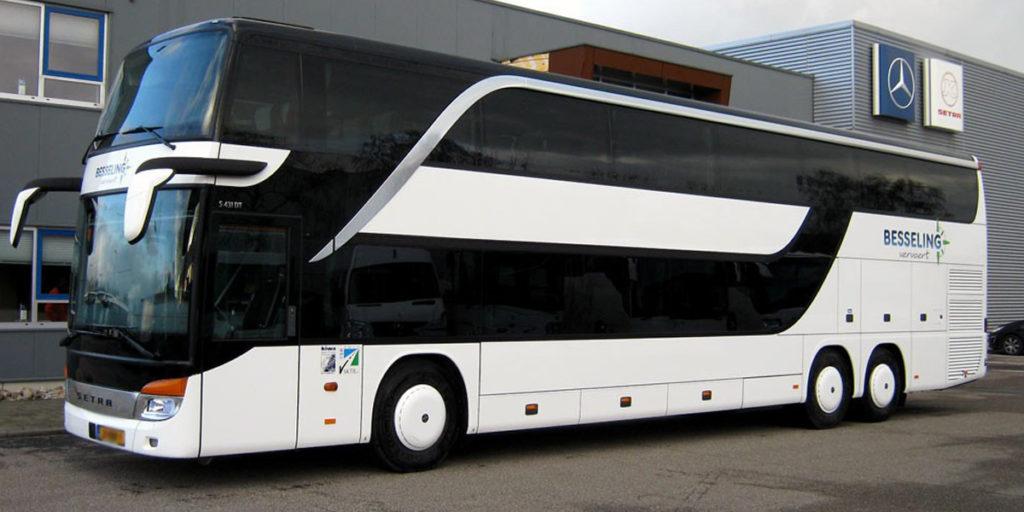 Besseling Travel luxury coaches, doubledeckers