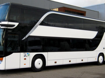 Besseling Travel luxury coaches, doubledeckers
