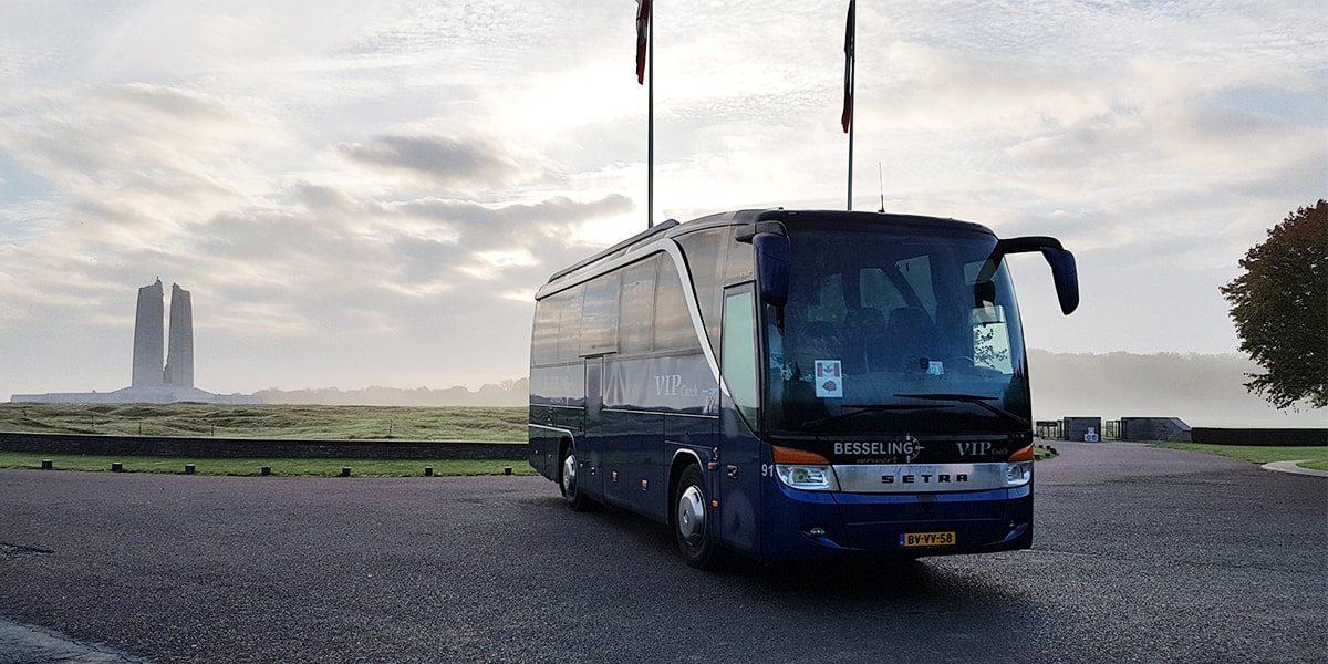 Besseling Travel Vip Bus VIP Coach Normandie Normandy