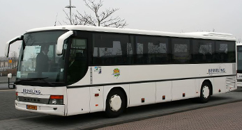 Besseling Travel Touringcar coach oud